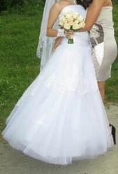 Продам свадебное платья . возможен прокат