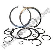 Наружные стопорные эксцентрические кольца по  ГОСТ 13942-86 DIN 471