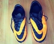 Продам б/у бампы Nike Gypervenom 27 см по стельке