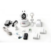 Безпроводные комплекты видеокамер и GSM сигнализации