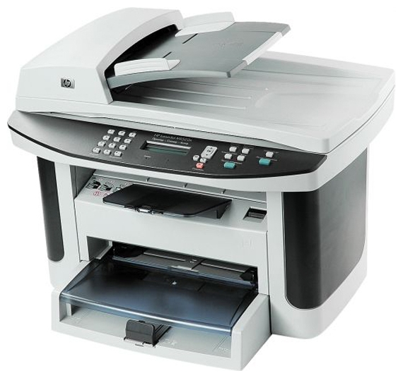 HP LaserJet M MFP Series - Scan software