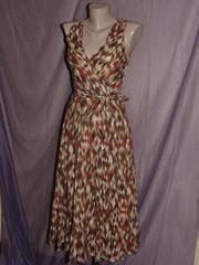 котоновое платье