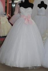 Свадебное платье + подарок!