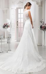 Свадебное платье Верона бренда Mila Nova 2015.