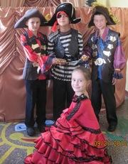 Прокат детских карнавальных костюмов. Осенняя коллекция. Новые модели.