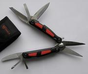 Мультитули,  ножі зі вбудованим комплектом інструментів. Недорого.