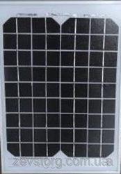 Солнечная панель Solar board 10W 18V 36*24 cm