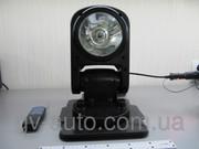 Поисковая фара прожектор P 001 HID55,  ксенон 55 Вт - 4300 люмен, с дист