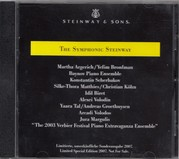 Классика на CD - Steinway & Sons  Festival Piano