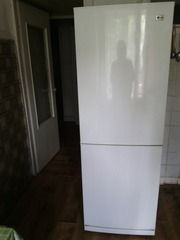 Продам в Виннице холодильник LG бу
