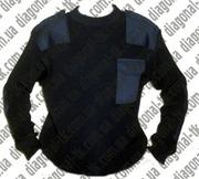 Форменный свитер армейский