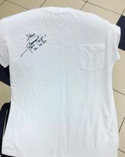 Продам футболку з автографом Зінедіна Зідана