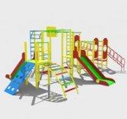 Игровые комплексы и детские площадки