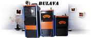 BULAVA-твердотопливный котел длительного горения-Регулятор тяги в Пода
