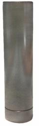 Труба ф150/220 1, 0 м нерж/оцинковка