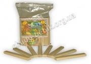 Деревянная игрушка развивающая «Палочки для счета»