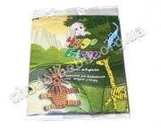Комплект для бисероплетения Дикі тварини (5 фигурок)