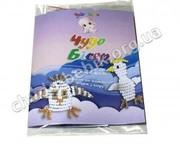 Комплект для бисероплетения Шалені птахи (4 фигурки)