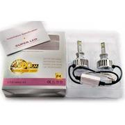 Комплект LED ламп F4 H1 5500 К