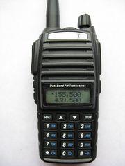 Новая 2-х диапазонная радиостанция BAOFENG UV-82