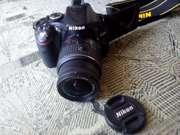 Nikon D5200 б/у в отличном состоянии