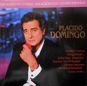 Виниловая пластинка  Пласидо Доминго