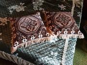 Подушки диванные,  2 штуки