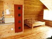 Вагонка деревянная сосна,  липа,  ольха