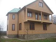 Блок-хаус для наружных и внутренних работ