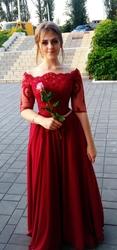 Продаю красивое вечернее (выпускное) платье