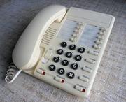 Стационарный телефон «Британика»