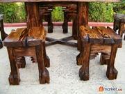 Продаётся  мебель  под   старину из дерева
