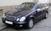 Mercedes W211 E 180 classic
