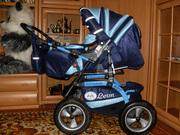 Дитяча коляска-трансформер  ROKSOLANA Leon у відмінному стані