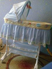 детская люлька до 6 месяцов