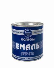 Краска Ємаль ПФ-115 от производителя