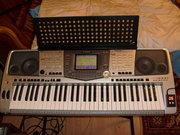 Продам синтезатор БУ YAMAHA PSR 2000